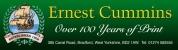 Ernest Cummins Printers Limited