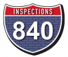 840 Inspections