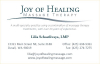 Joy OF Healing Massage Therapy
